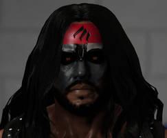 WWE 2K18 Cain 3