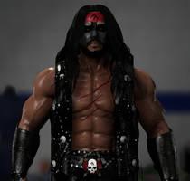 WWE 2K18 Cain 2
