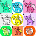 Furry Cat Adopt Batch OPEN!!