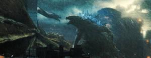 Godzilla KOTM (Alpha Predator vs King of Terror)