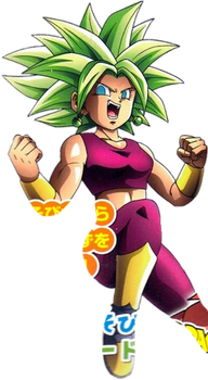 Random New Kefla Render by Goji1999