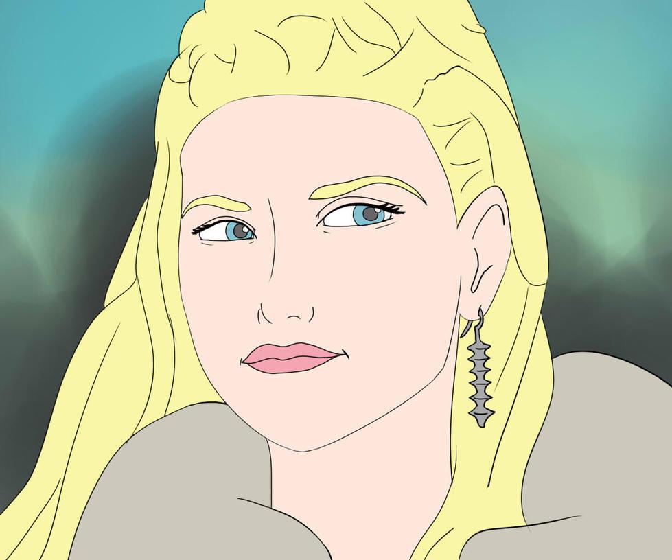 Lagertha - Disneyfied by Killmar
