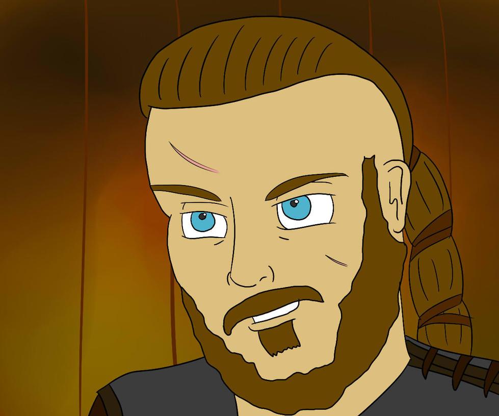 Ragnar - Disneyfied by Killmar