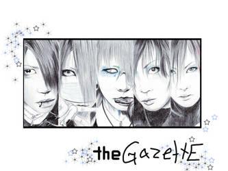the GazettE by joan-nez