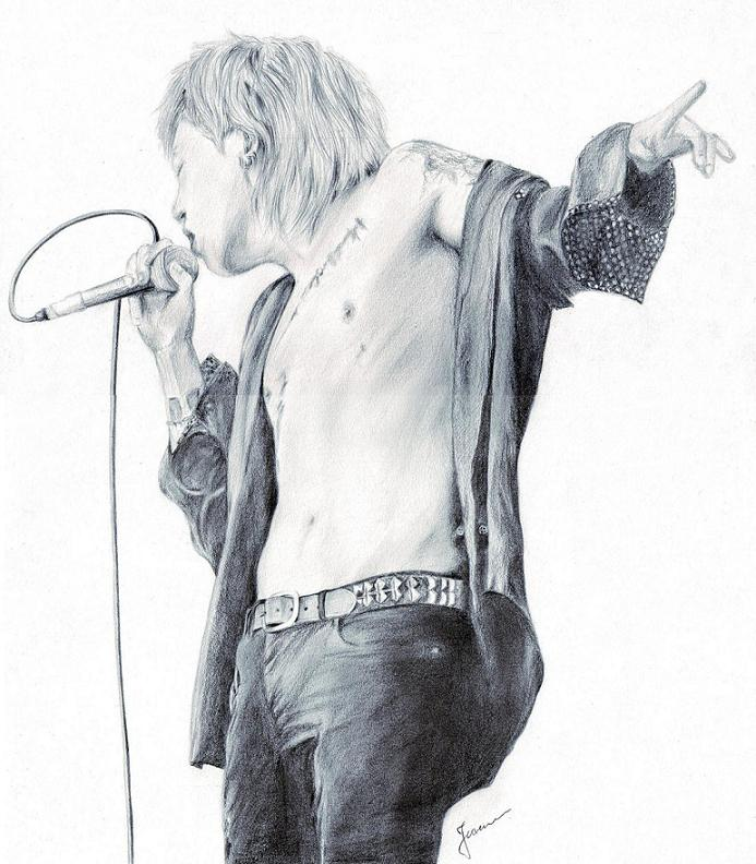 Kyo.:Listen To My HearT:. by joan-nez