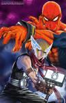 Japanese Spidey_Anime Thor