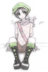 Teito by Kira-chan53