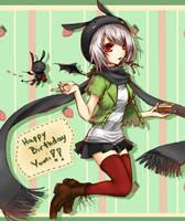 Yumi's B-day Gift by Kira-chan53
