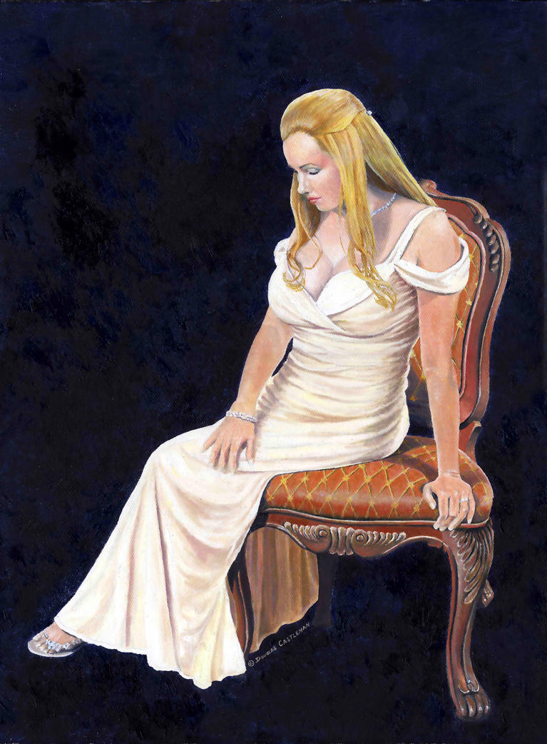 Beautiful Woman by DouglasCastleman