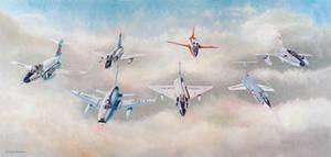 Century Series Fantasy Formation II by DouglasCastleman
