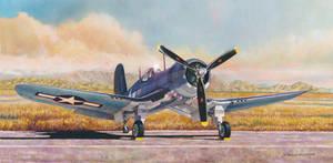 Airshow Corsair