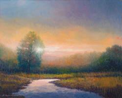 Evening LIght by DouglasCastleman