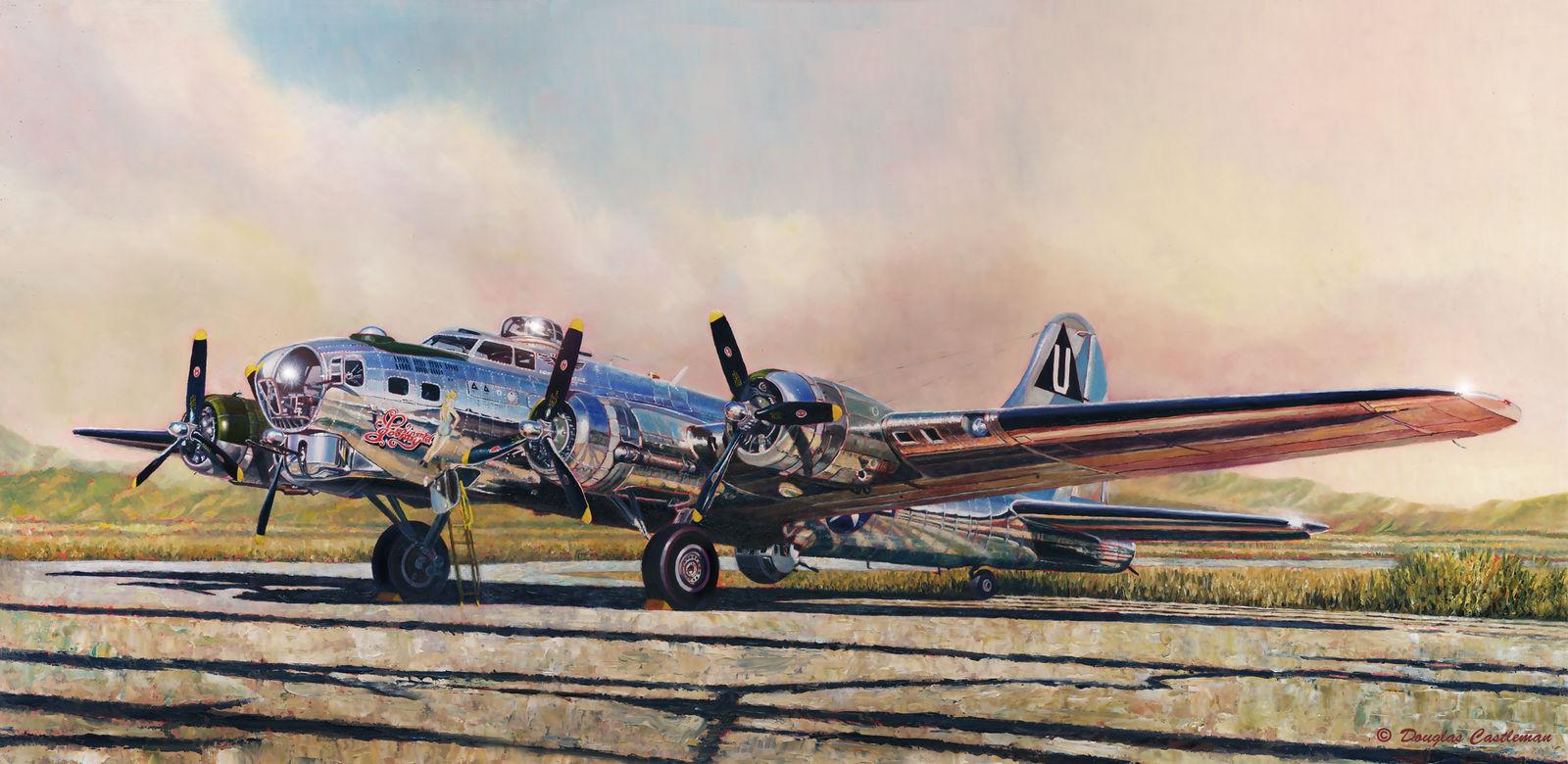 Boeing B-17G Flying Fortress Sentimental Journey