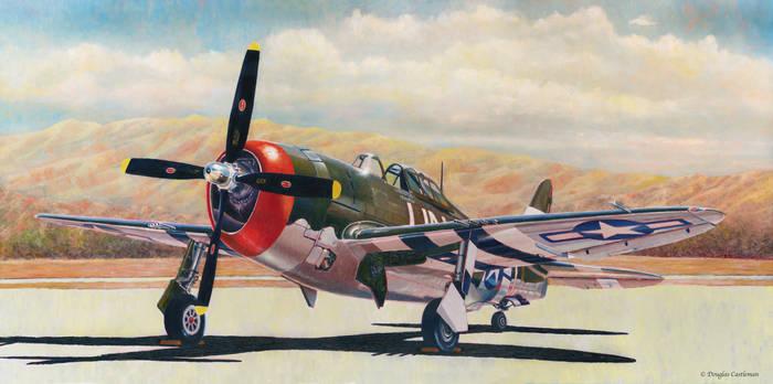 Airshow Thunderbolt