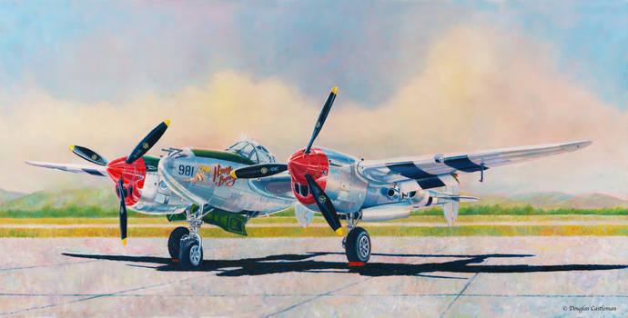 Airshow Lightning