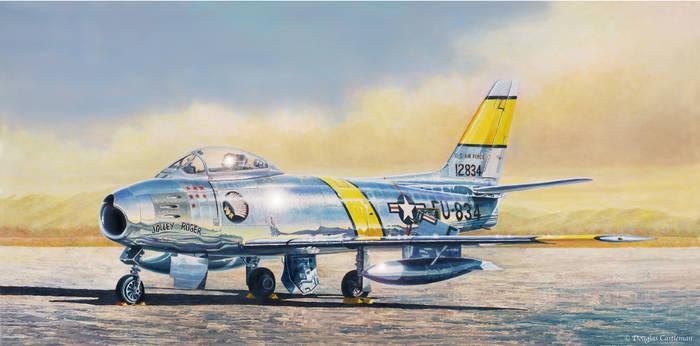 Airshow Sabre