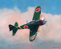 A6M 5C Zero