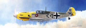 Messerschmitt Bf 109E Profile
