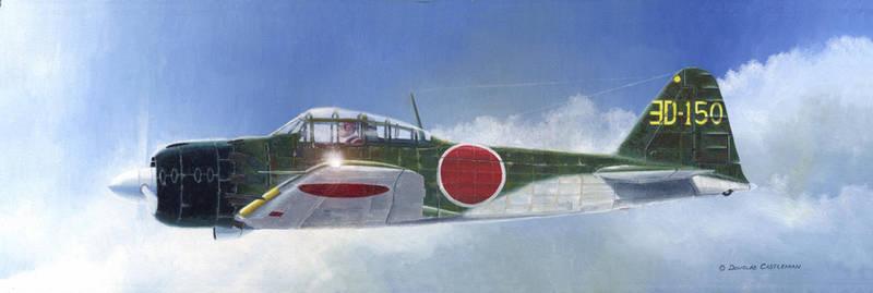 Mitsubishi A6M-5 Zero