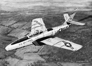 Republic RF-84 Thunderflash
