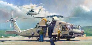 SH-60 Seahawk Maintenance
