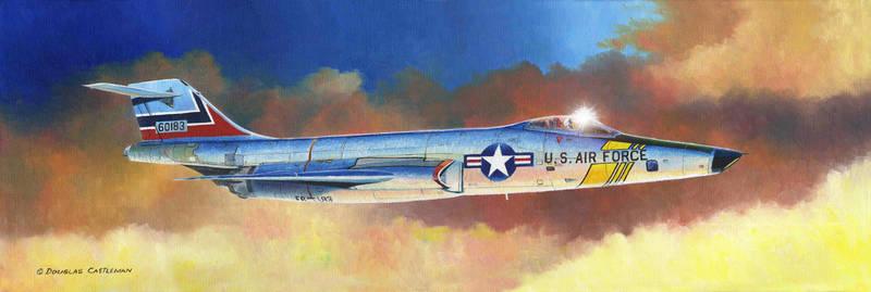McDonnell RF-101C Voodoo Profile