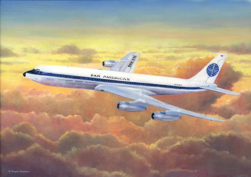 Pan American 707