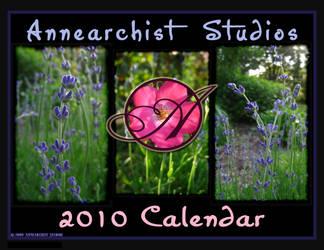 2010 A.S. Studios Calendar by annearchist