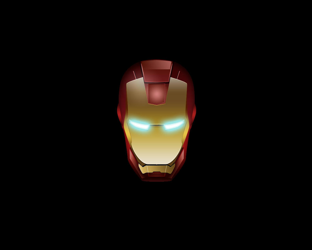 melting iron man mask-#12