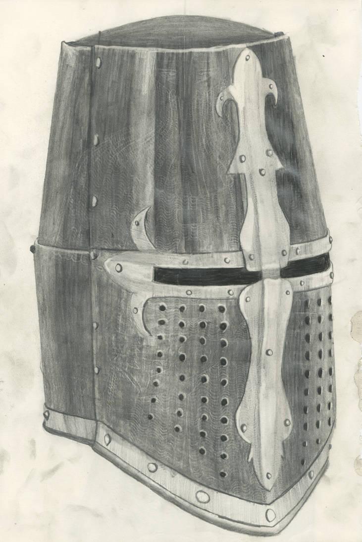 Great Helm by Jed-Stuart on DeviantArt