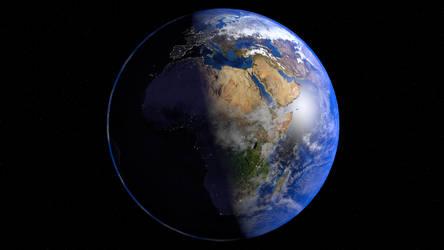 Earth by Jed-Stuart