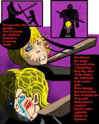 Star wars Darth Bane FanComic Chapter 3 page 17