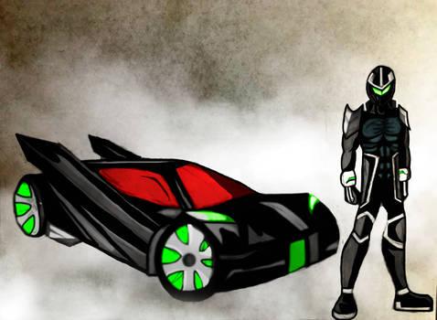 Hot Wheels: Agent Zed 36