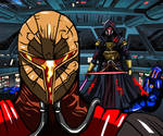 Mandalore the Ultimate VS Revan