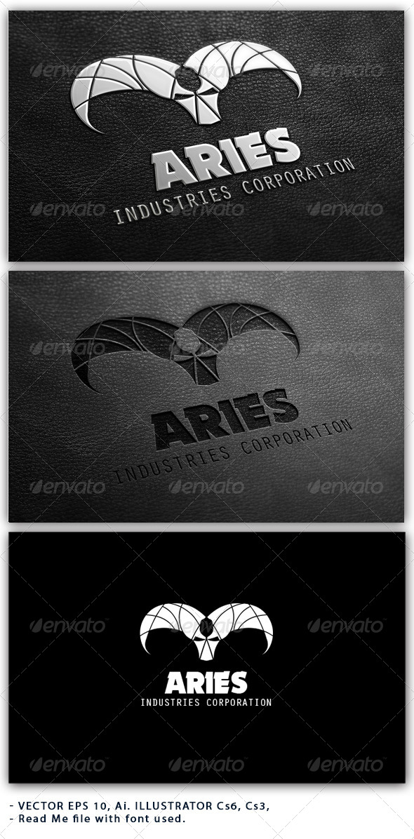 Aries Industries Corporation by Logo-rhythm