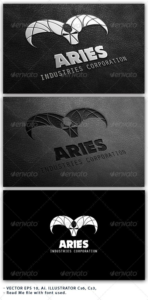 Aries Industries Corporation by Logo-rhythm