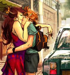Last kiss?