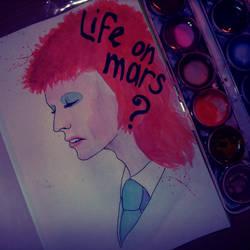 Life on Mars? by jennykehl