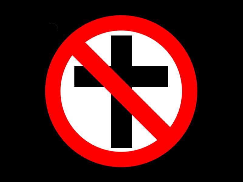 Bad Religion Stencil