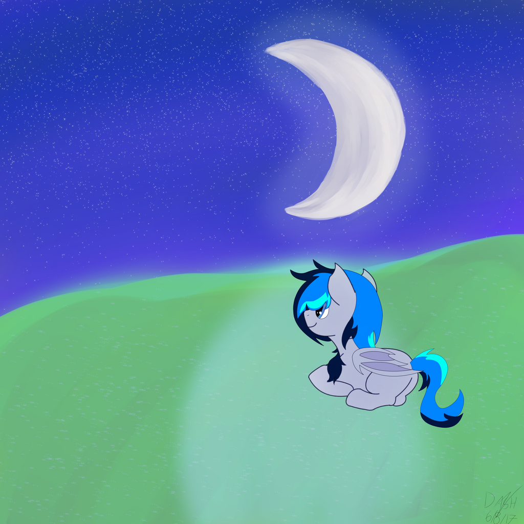 Moonlight by Flamelight-Dash