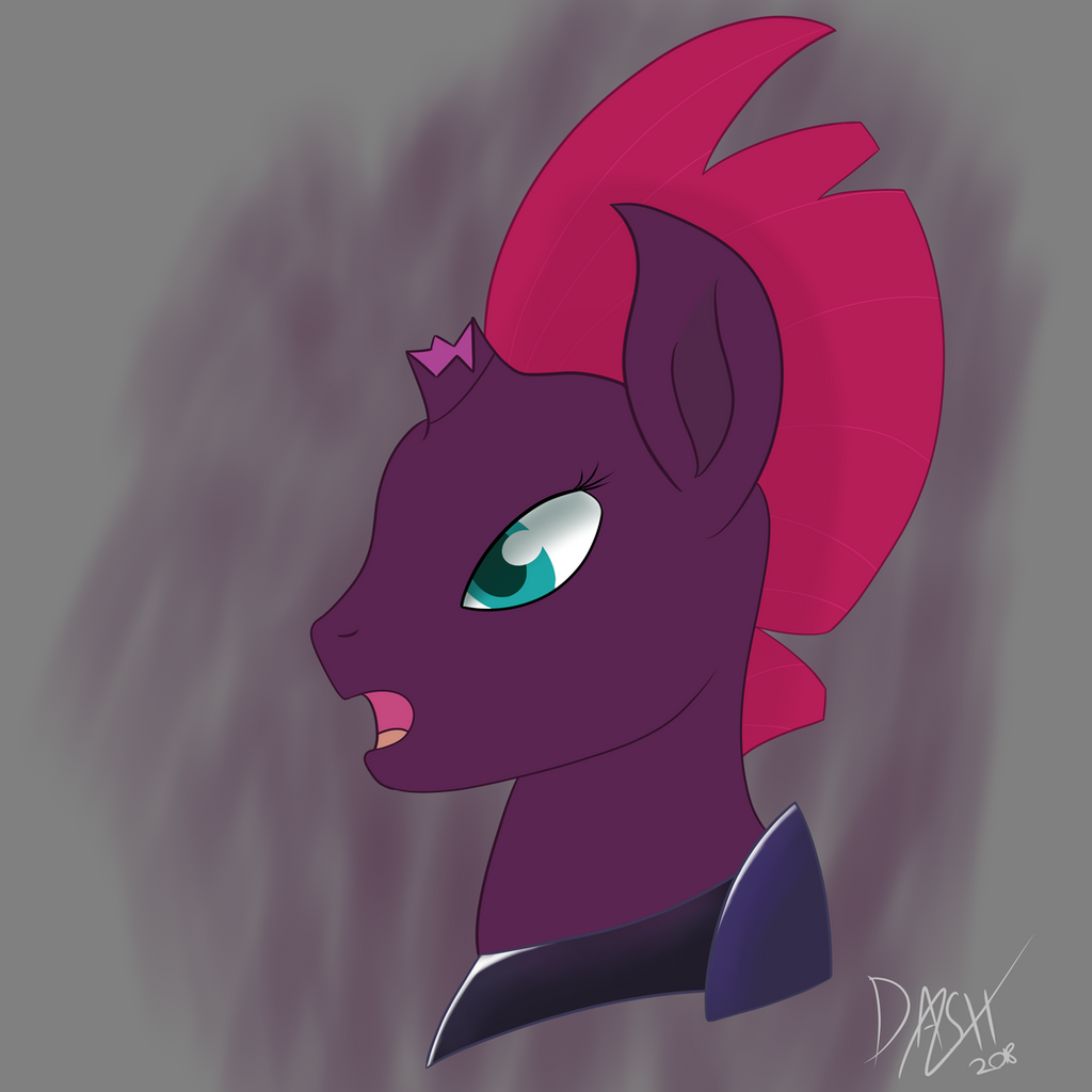 Tempest Shadow (Digital) by Flamelight-Dash