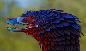 Evosaur: Velociraptor study