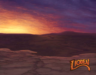 Lioden: July Background - Sunset by mrXylax