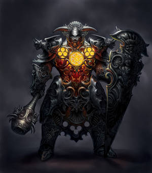 Cathedral Knight reworked