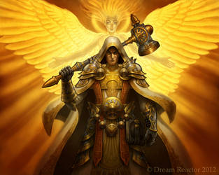 High Priest by GoldenDaniel