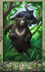Jungle Book- Baloo