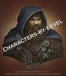Dwarf Rogue by GoldenDaniel
