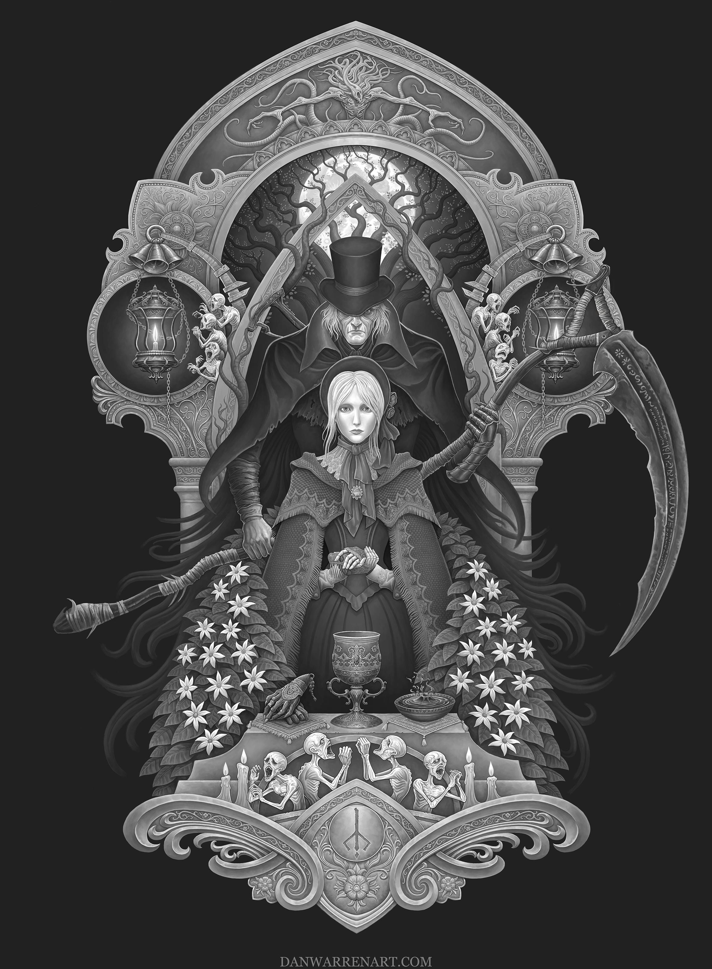Hunter's Dream by GoldenDaniel