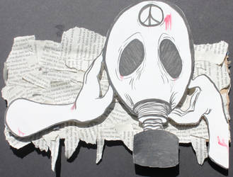 gas mask by randomperpson1214