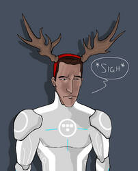 Happy Holidays, TRON Fandom by Chaostructure